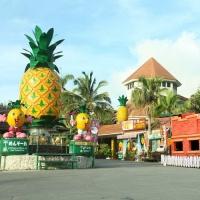 ナゴパイナップルパーク/Наго Pineapple Park