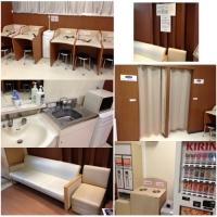 松坂屋 上野店 授乳室 / Matsuzakaya Ueno store nursing room