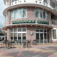 スターバックスコーヒー 美浜アメリカンビレッジ店