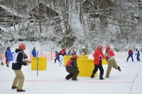 Geiihoku Kichann Festival with snowball fight in Geihoku