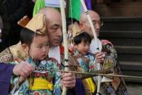 箟岳 白山祭(Nonodake Hakusan  festival)