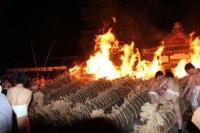 浮気の火祭り(Fuke  fire Festival)