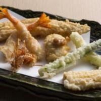 天ぷら おばた / Tempura Obata