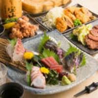 ひれかつと旬彩料理 厨家 / Hirekatsu to Shunsai-ryouri KURIYA