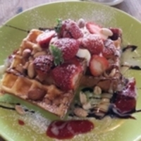 ワッフルカフェ チャマ / Waffle cafe Chama
