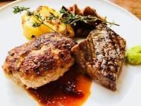 Vườn trái đất / 森の中のお肉レストラン アースガーデン