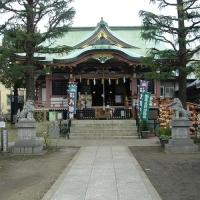 今戸神社 / Imad shrine