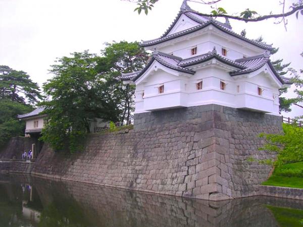 Castillo Shibata / 新 発 田 城