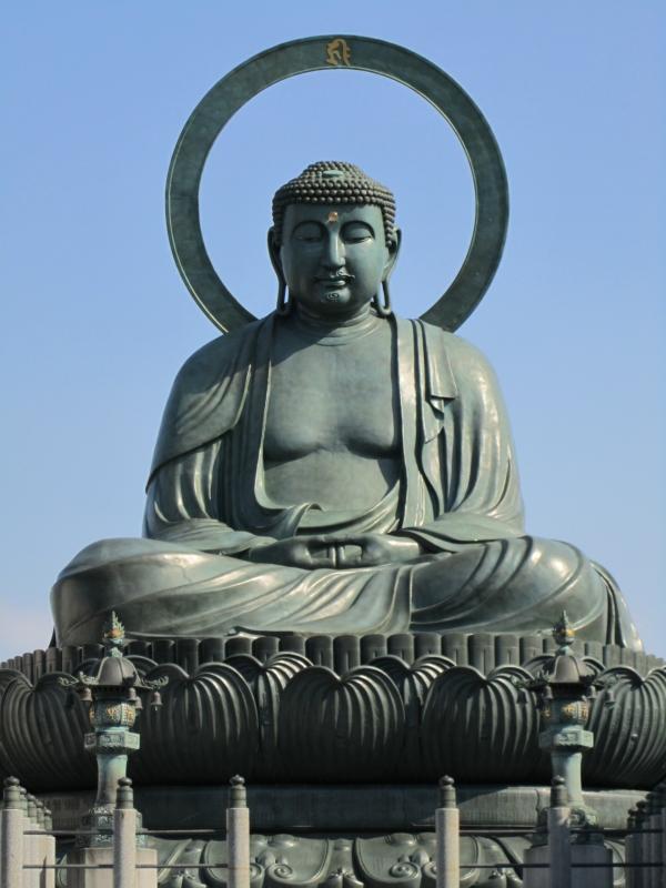 El Gran Buda de Takaoka / 高 岡 大 仏