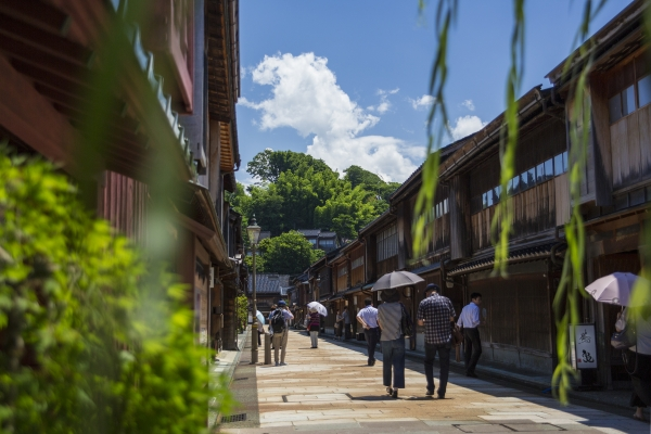 Higashiyama Higashi Chaya District / ひがし茶屋街