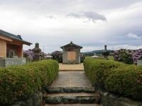 多賀谷左近の墓