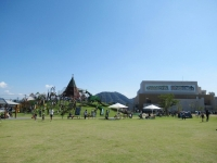 武生中央公園 だるまちゃん広場
