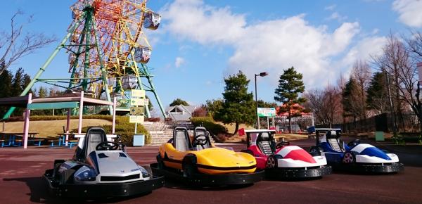 Parc culturel de Koriyama / ル パ ー ク