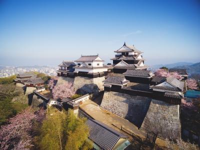 Château de Matsuyama / 城