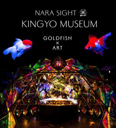 Столица фестиваля Нара Музей золотой рыбки