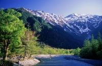 Parque Nacional Chubu Sangaku / 中部 山 岳国立 公園