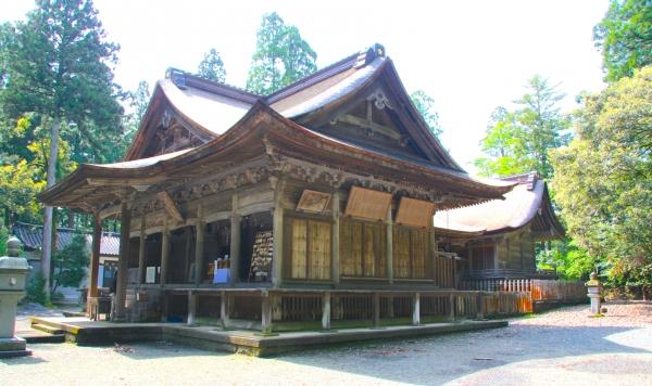 Gokokuhachimangu /埴生护国八幡宫