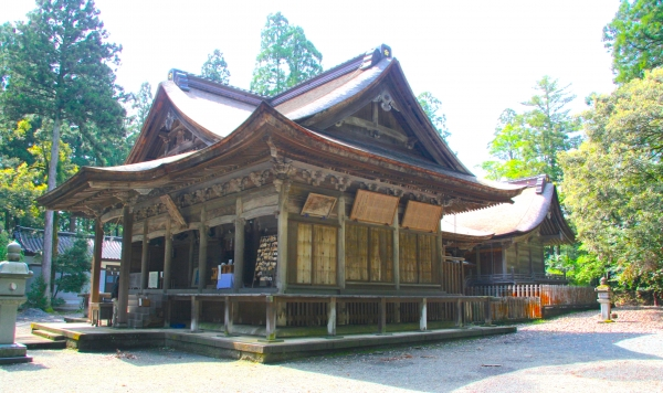 Gokokuhachimangu / 埴 生 護 国 八 幡 宮
