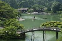 Vườn Ritsurin / 栗林
