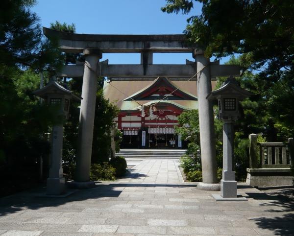 Хи Храм / 日 枝 神社