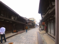 Канаямачи / 金屋 町 (千 本 格子 の 家 並 み)