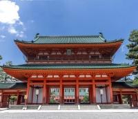 平安神宮 / Heian jingu