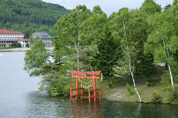Shirakaba See / 白樺 白樺