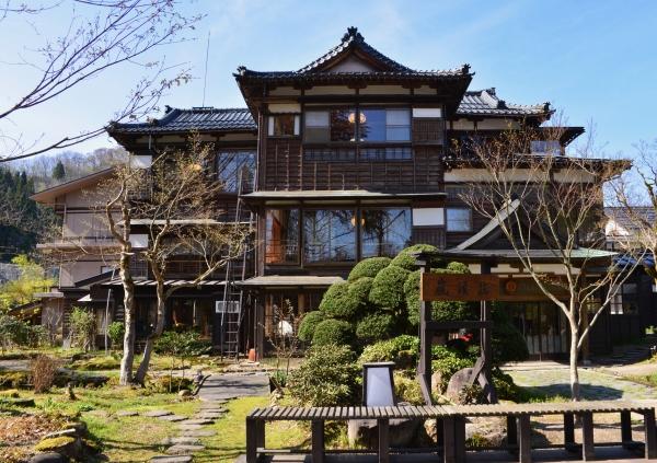 Echigo-Nagano Onsen Rankeiso Inn / 越 後 長野 温泉