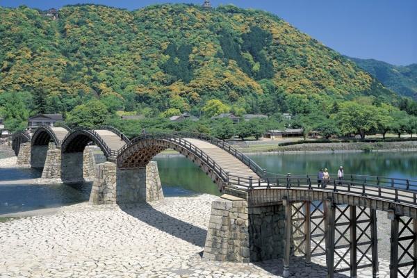 Kintaikyo Bridge /錦帯橋