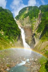 Shomyo Falls / 称 名 滝
