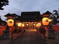 Hōjōzu Hachimangu / 放生 津 八 幡 宮
