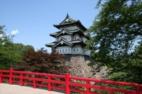 Parque de Hirosaki / 弘 前 公園