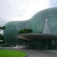 国立新美術館 / Kokuritsu Shin-Bijutsukan
