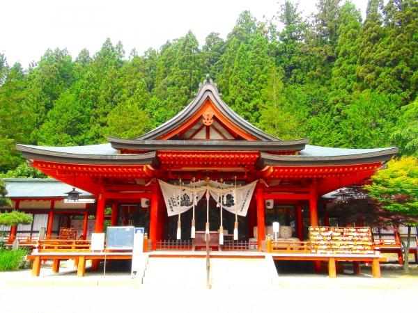 Каназакура бунхан / 金 櫻 神社