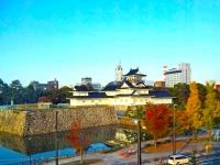 Schloss Toyama (Heimatmuseum der Stadt Toyama) / 富 富 (富山 市 市 郷 土)