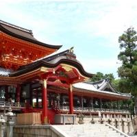 石清水八幡宮 / Der Iwashimizu Hachiman-gū