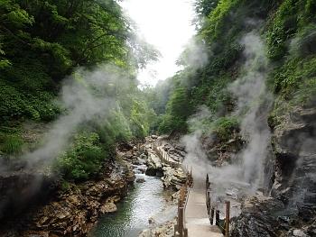 小安峡/Oyasukyo