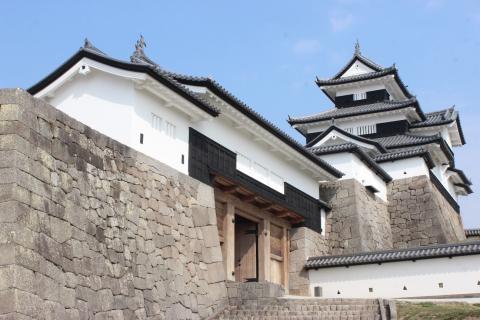 Komine城堡/小峰城