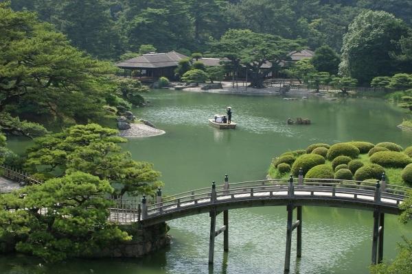 Ritsurin Garden / 栗林 公園