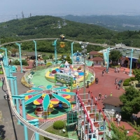 生駒山上遊園地 / Mount Ikoma top amusement park
