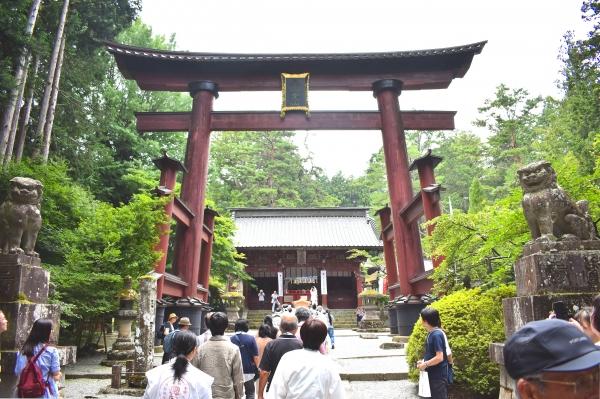 Kitaguchi-hongu Fuji Sengen Shrine / 北口本宮冨士浅間神社