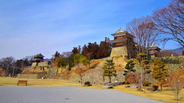 قلعة أويدا / 上 田 城