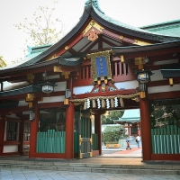 日枝神社 / Hie Shrine