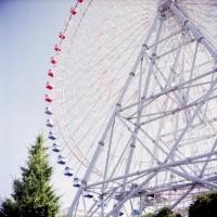 天保山大観覧車 / Tempozan Ferris Wheel
