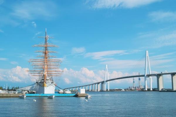 Shinminatoo Bridge /新湊大橋