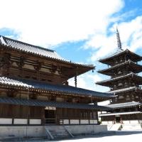 法隆寺 / Hōryū-ji