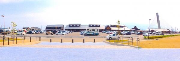 محطة على جانب الطريق هيمي / 道 の 駅 氷 見 場外 市場 市場 ひ み 番 屋 街