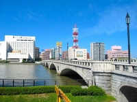 جسر بانداي / 萬 代 橋