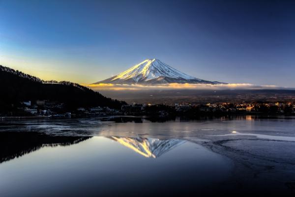 Hồ Kawaguchi /