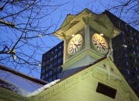札幌時計台 / Sapporo Clock Tower